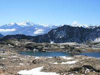 レッチェン谷ハイキング、クンメンアルプ経由でレッチェン峠へ Part2