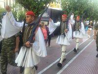 アテネ再び・この旅のまとめ【バルカン半島1ヶ月の旅19】
