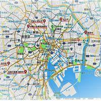【東京散策91】 東京を結界で護る江戸五色不動を1日で周ってみた