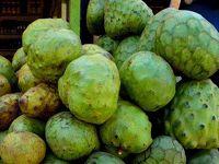 ブラジルの食べ物とくに果物編