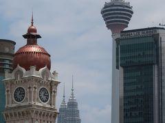 マレーシアに帰ります。そして日本へ!!1泊3日のJAL修行