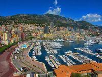521. Principality of Monaco モンテカルロサーキットを走る! [モナコ2回目編]