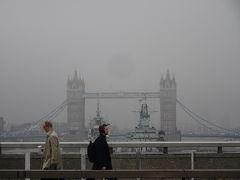 ロンドン、仏バイヨンヌ、サンセバスチャン、パリの旅 (1)ロンドン