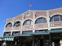 2012 初めてのアメリカ本土 その1《ANAビジネスクラス(幸運のUG)でシアトルへ。パイクプレイスマーケット観光》