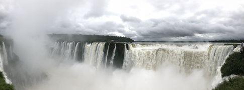 """Obrigado"" Brazil - Iguazu Fall"