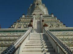 初めてタイを訪れた。その4 バンコク王宮周辺観光