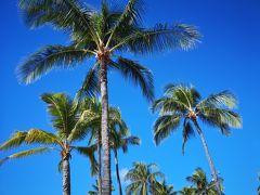 還暦夫婦 25年振りのハワイ旅行�