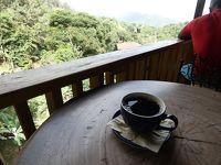 セントアンドリュー キングストン郊外 山の上でコーヒーその2 (Cafe Blue, Irish Town, St. Andrew)