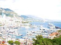 2.まさかの二年連続のモナコ:イタリア、モナコ、フランス南部3カ国の旅