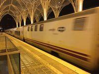 リスボン - マドリッド 630�を10時間かけて走る国際夜行列車