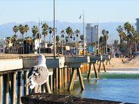 ベニスビーチでお気軽フィッシング おかっぱり in ロサンゼルス Fishing in Venice Fishing Pier, L.A.