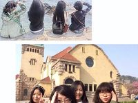 青島への卒業旅行