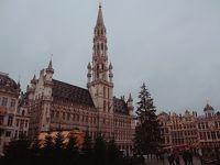 ちょこっとブリュッセル街歩き♪?♪