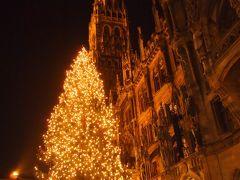 クリスマスマーケット�ミュンヘン