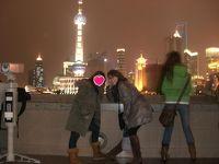 上海蟹♪と夜景と中国茶旅