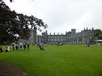 アイルランドで夏休み 10 約600年に渡るバトラー家の居城 in キルケニー