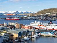 2018秋 ノルウェー沿岸急行船 往復の旅 8日目:ハンメルフェスト〜トロムソ