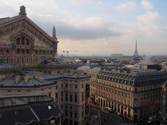 ニュルンベルク〜パリ クリスマスマーケット巡りの旅 2018