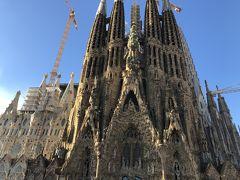 個人で行くスペイン周遊10日間