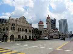 2018年12月 マレーシア (2) : クアラルンプール市街地