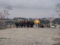年越しのエルサレム