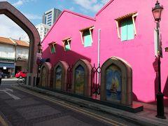 シンガポール�アラブストリート、現地SIM、リトルインディア、ムスタファセンター、ナイトサファリ