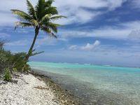 最後の楽園、コーラルブルーのビーチ ヘブン アイツタキ