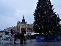 年末年始冬のポーランドへ 3日目〜4日目