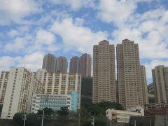 暮れ、お正月の香港(第一日目)