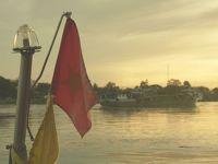 2012年 夏 東南アジア旅行記  03日目:川昇りながらカンボジア入国