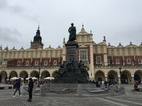 ポーランド のんびり母娘旅 2018年10月 その� 移動日&2日目