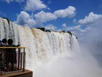 【南米4カ国】 ゜*・ド迫力!イグアスの滝(ブラジル側)とペルーへの移動編・* ゜