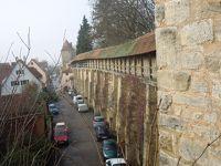 ローテンブルク 城壁一周