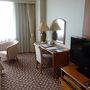 多分ホテルに居ることが多くなるだろうと思い、17-29階が客室というホテルからの眺めを優先して選びました。