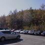 実はこの駐車場は今月2回目(・・。)ゞ テヘ  http://4travel.jp/traveler/po_oh/album/10607661/  本日は晴天のためか、前回と打って変わってほぼ満車です。 団体さんも何組も見かけました。