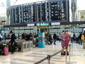 成田空港第2ターミナル。