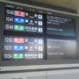 ●出発案内板@近鉄大阪阿部野橋駅  藤井寺へは、近鉄を利用する事になります。 ここは、近鉄の大阪阿部野橋駅。 ハルカスがあるところです。 大阪の南部方面や奈良の橿原・吉野方面へ行く事が出来ます。