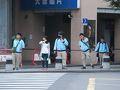 ところで・・・なんですが、 台南といえば帆布の肩掛けバッグ。 学校の名前が入っていて、台湾キッズが持っていて 前から欲しいと思っていたんです。