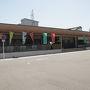 ●JR竹原駅  電車の遅延で、予定が狂ったような、そうでもないような…(笑)。 JR広駅で乗り換えて、JR竹原駅に到着です!