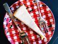 Otto cakeのチーズケーキ。 お店は入ると個性的な装飾でビックリするけど、味はおいしいです。