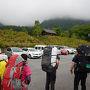 地元草加より加賀ICから首都高→中央道を経由し 下道が結構長いですが、対向車に困るようなところはありません。  みずがき山自然公園の無料駐車場に駐車してスタートです。