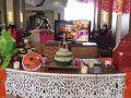 シャングリ・ラ ホテル チェンマイも素敵に飾られています。