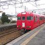 ●名鉄 明智駅  取り敢えずは、隣駅の新可児駅に向かいます。