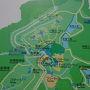 広大な国営公園の中にオートキャンプ場があります。