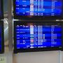 関空からベトナム空港の直行便でハノイまで。10時30分発で、7時30分に空港に来ました。