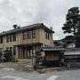 市立資料館 建物は旧近江八幡警察署だそう。1時間半しかないので中には入ってません。
