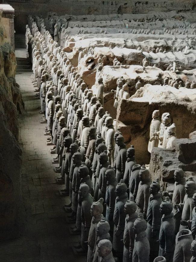 秦始皇帝陵及び兵馬俑坑の画像 p1_23