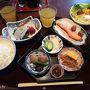 朝食は和食か洋食を選択する方式、私は和食を選択しました。