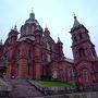 まずは、ウスペンスキー寺院へ向かいました。 9年ぶりの再訪となります。