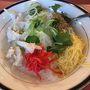 あさごはんにまたも鶏飯をいただきます。  うーん。こちらは昨日の奄美大島空港のよりもさらにさっぱり味。